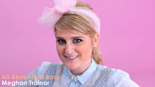meghan trainor all about that bass official video lyrics sub español