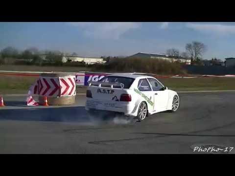 rallye - 2016 Téléthon Forges