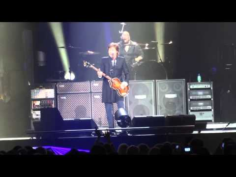 Paul McCartney - Listen To What The Man Said - Bankers Life Fieldhouse  Indianapolis - 7/14/13