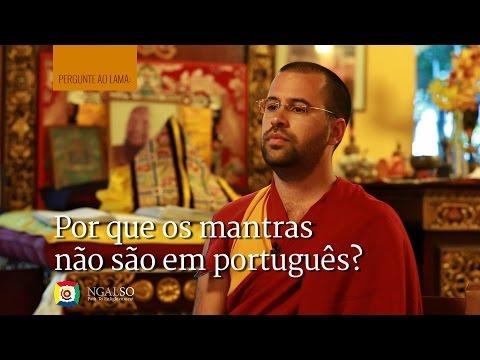 Por que os mantras não são em português? subtitles: PT-EN-NL-FR