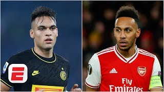 If Barcelona fail to sign Lautaro Martinez, could Pierre-Emerick Aubameyang join instead? | ESPN FC