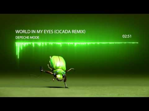 Depeche Mode - World in my eyes (Cicada remix)