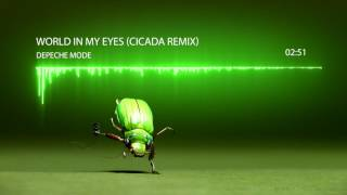 Download Video Depeche Mode - World in my eyes (Cicada remix) MP3 3GP MP4