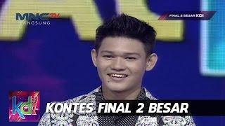 """Mahesya Feat. Ayu Ting Ting """" Syahdu """" Pekanbaru - Kontes 2 Besar KDI (3/6)"""