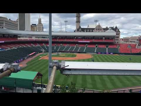 Buffalo Bisons Stadium Review MiLB Coca Cola Field