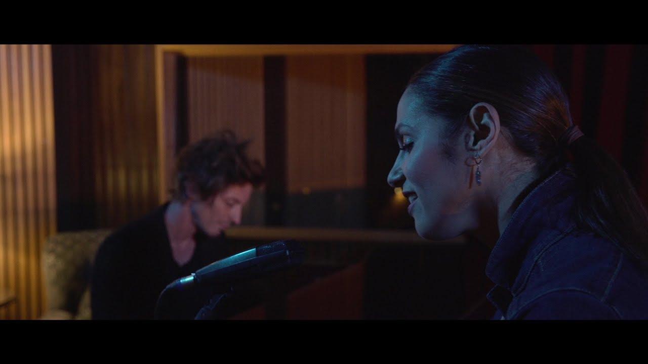 Elisa Tovati - Bye-bye mon ange (Session acoustique)