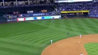 2014 World Series, Game 7, Kansas City, Missouri. Alex Gordon