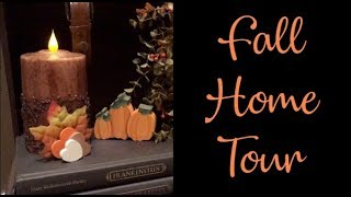 � Fall Home Tour 2018