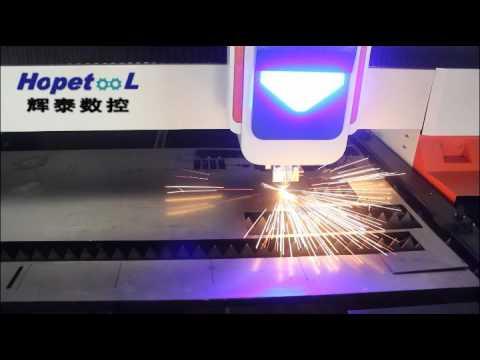 500/750/1000/2000W Raycus/IPG Fiber Laser Cutting Machine ...