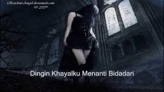 Almond Pheuz - Sang bidadari penyelamat Lirik Full HD 1080p