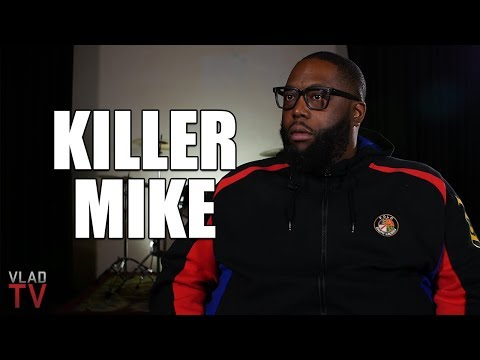 Killer Mike: I Grew Up in a 'Reverse Gentrified' Area (Part 1)