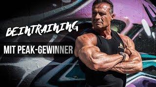 Thomas Scheu | Oldschool Beintraining | Muskelaufbau ohne unnötigen Firlefanz