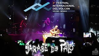 Jarabe de Palo - Volcán Fest 2018