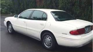 2001 Buick LeSabre Used Cars Portland OR