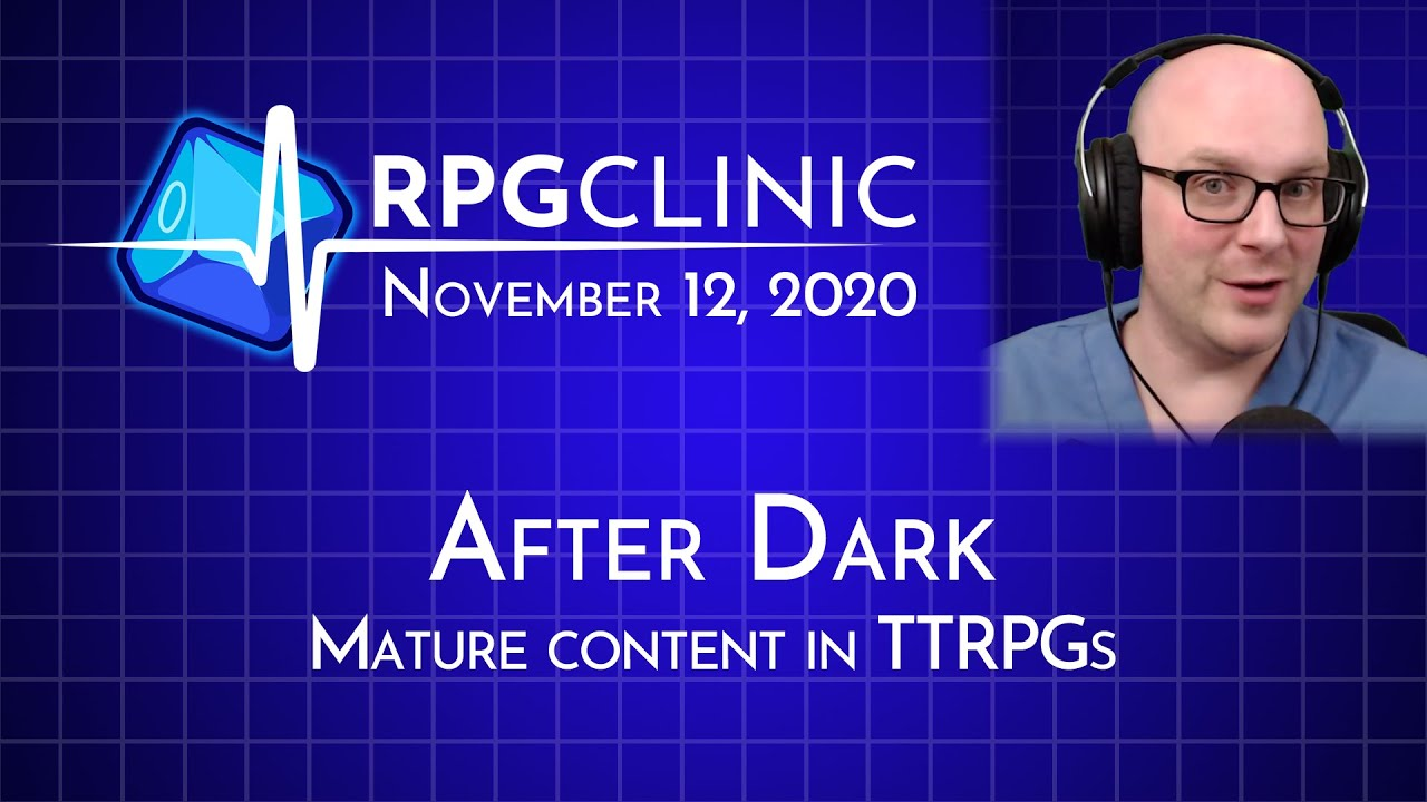 Download RPGClinic After Dark