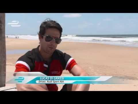 Punta del Este ePrix Lucas di Grassi interview