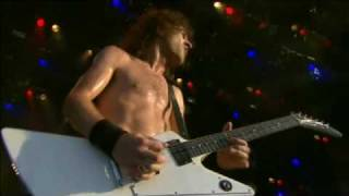 Airbourne Live Wacken 2008 Runnin