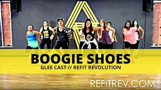 "REFIT® Revolution:  ""Boogie Shoes"" (Glee Cast Version)"