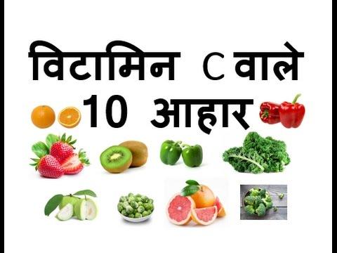 विटामिन C वाले 10 आहार | Top 10 Vitamin C Foods
