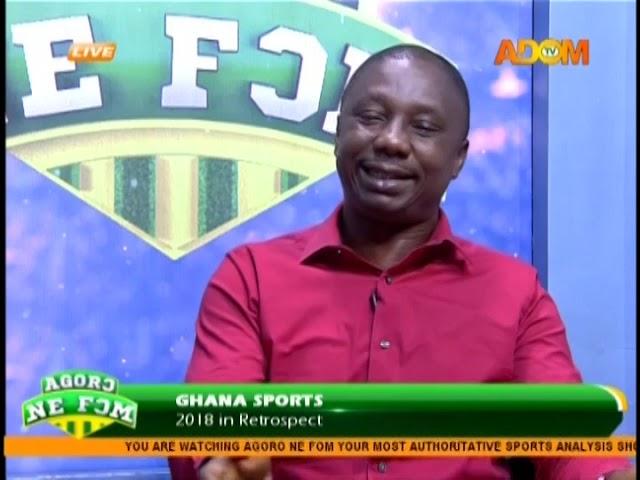 Ghana Sports - Agoro Ne Fom on Adom TV (29-12-18)