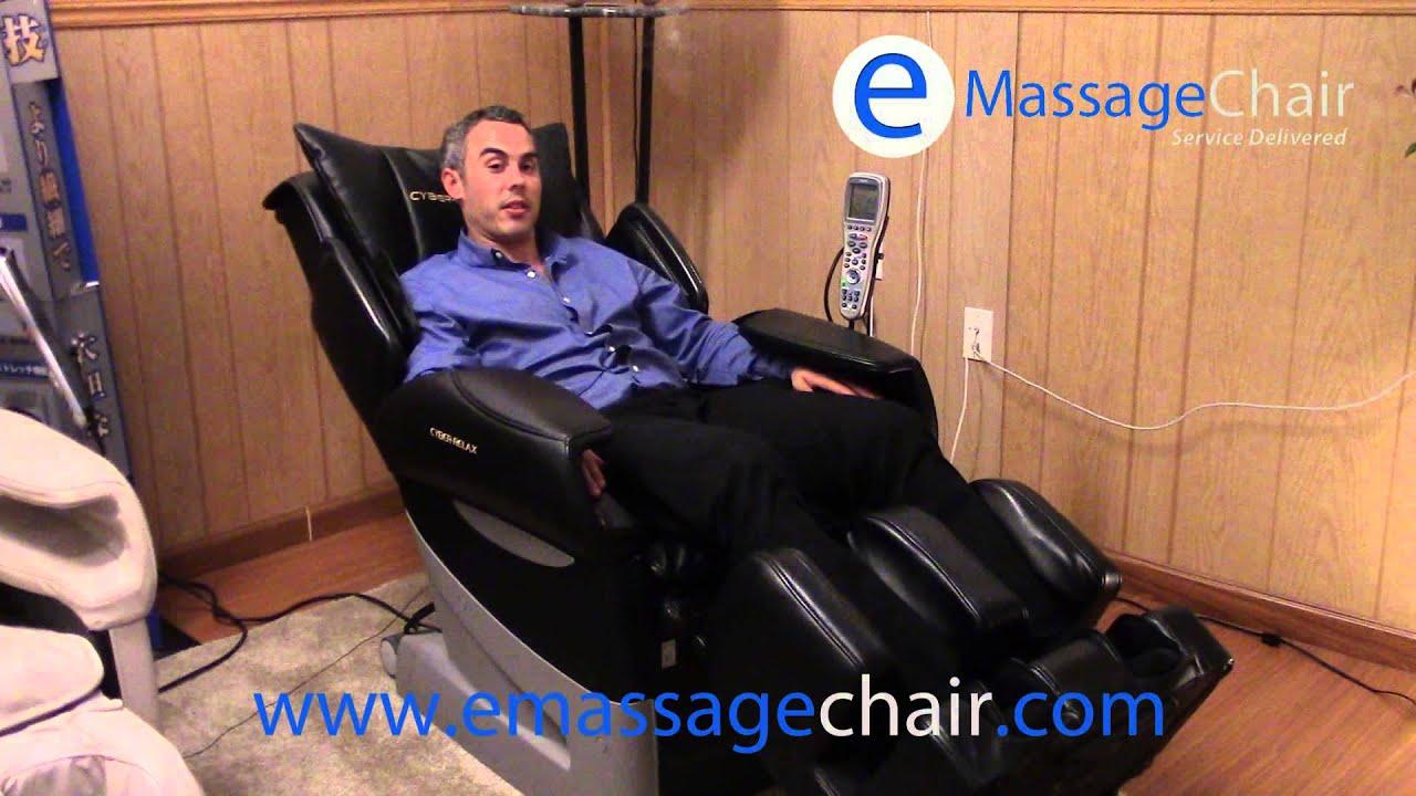 Fujiiryoki Cyber Relax Ec 3700 Mage Chair Rejuvenate