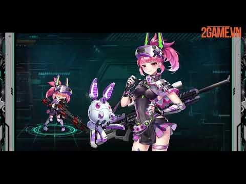 Battle Divas: Slay Mecha - Game đấu tướng đậm chất anime phong cách viễn tưởng