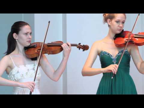Indiana University Virtuosi - Concerto for Four Violins (Vivaldi)