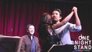 BEWITCHED, BOTHERED AND BEWILDERED (Pal Joey) - MENCHU LAUCHENGO-YULO & PEPE HERRERA