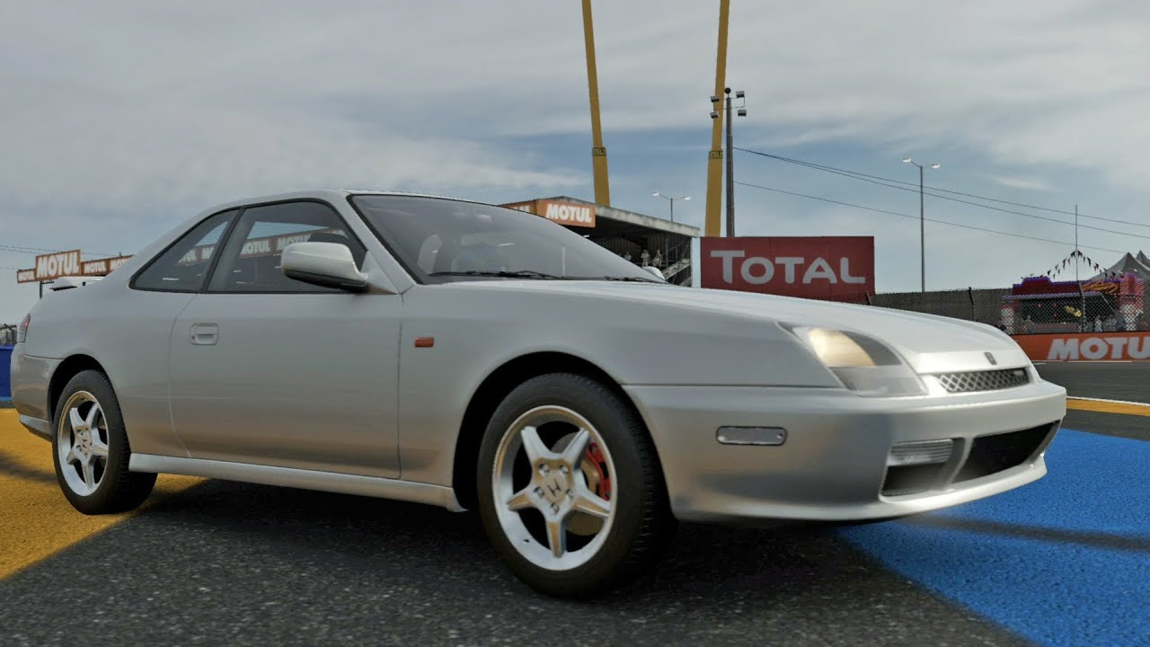 Forza Motorsport 7   Honda Prelude Type SH 2000   Test Drive Gameplay (HD)  [1080p60FPS]