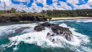 Aerial video Mauritius 2018