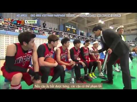 [Vietsub] 131224 Cool Kiz on the Block {Hi! Kris EXO KRIS Vietnam Fanpage}