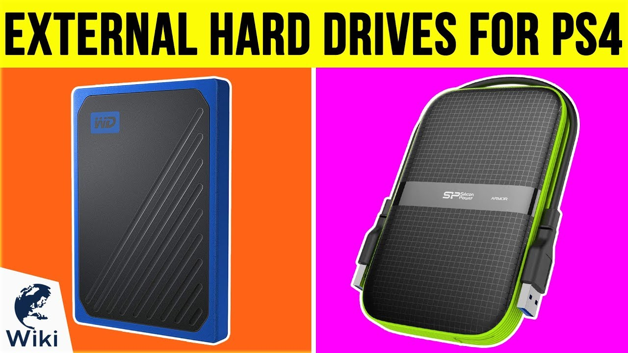 ce800e121a0 9 Best External Hard Drives For PS4 2019 - YouTube