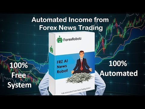Forex News Trading EA Robot Free - Make Automated Money Online
