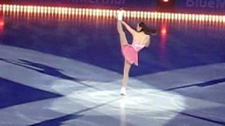 2009年1月31日チューリヒで開催されたフィギュアスケートのショー『アー...