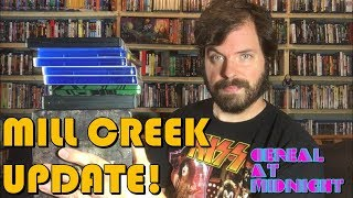 Massive Mill Creek DVD / Blu-ray Collection Update!