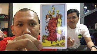 CAKAP CAKAP BOLA (4): PREDIKSI INDONESIA VS THAILAND #AFFCup2018 PAKE TAROT