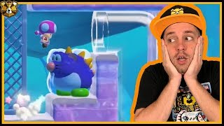Is this the BEST Water Level ever made?! Super Mario Maker 2