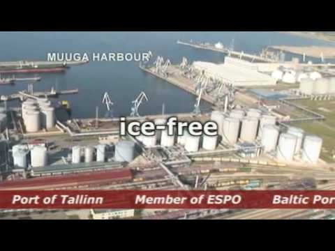 Port of Tallinn: Muuga Harbour brief overview
