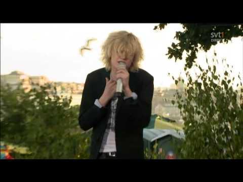 Johan Palm Emma Lee Live Allsång På Skansen 2009