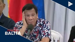 Sitwasyon ng mga nasalanta sa Bicol region, inalam ni Pres. #Duterte