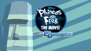 Финес и Ферб. Покорение второго измерения (Phineas and Ferb the Movie. Across the 2nd Dimension) (2011) (HD)