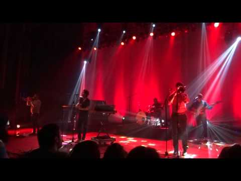 Beirut - The Akara - Live at Royal Oak Music Theater in Royal Oak, MI on 11-11-15