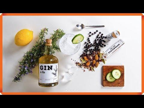 Mach deinen GIN // HOMEMADE GIN // Gentleman´s Needs REVIEW // Wie macht man Gin in 36h selbst?!