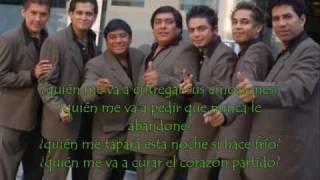 hermanos yaipen - corazon partido(LETRA/STUDIO)