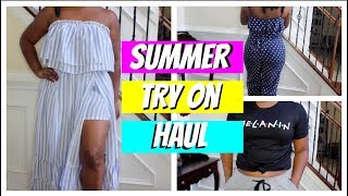 SUMMER TRY ON HAUL 2018 ♡ FT SHEIN ♡