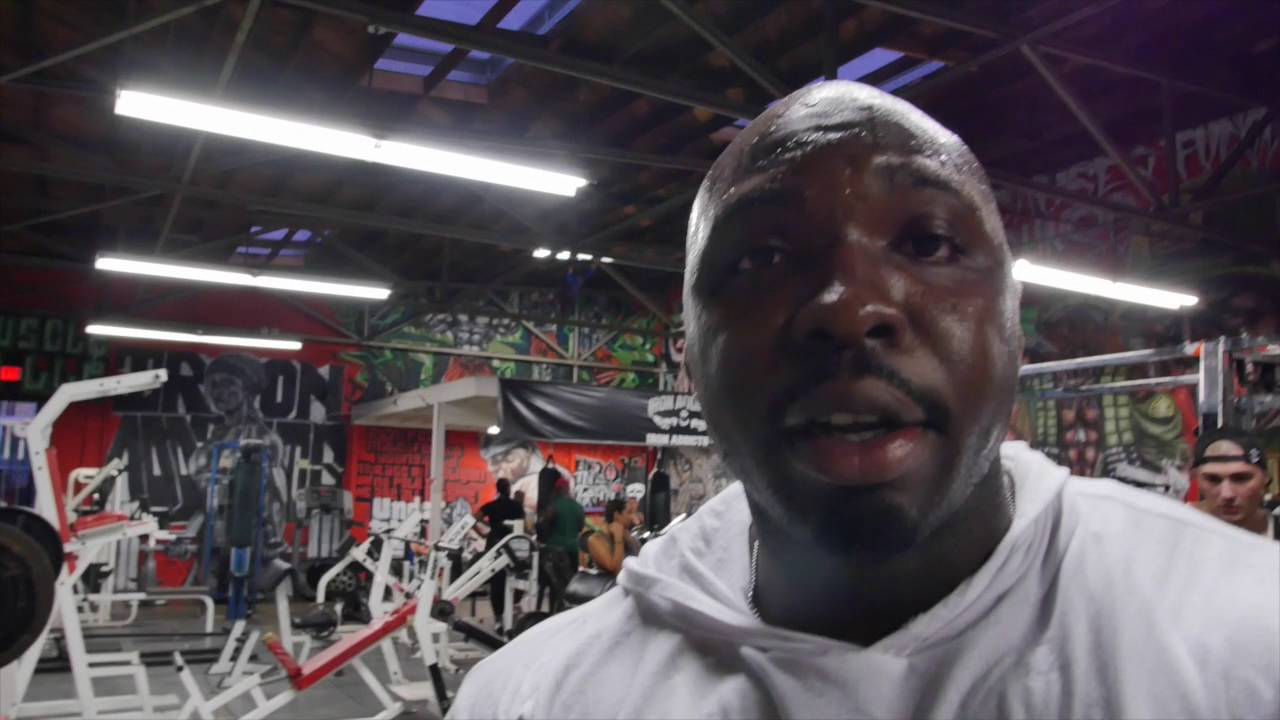 workout party | big back day | big rob, iron biby & psycho dru - youtube