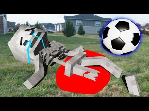 Monster School: Soccer Part 3 - Minecraft Animation