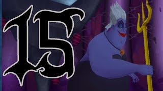 Kingdom Hearts - 1.5 HD Remix - Re: Chain of Memories - Part 15 - Lying is Bad Kids