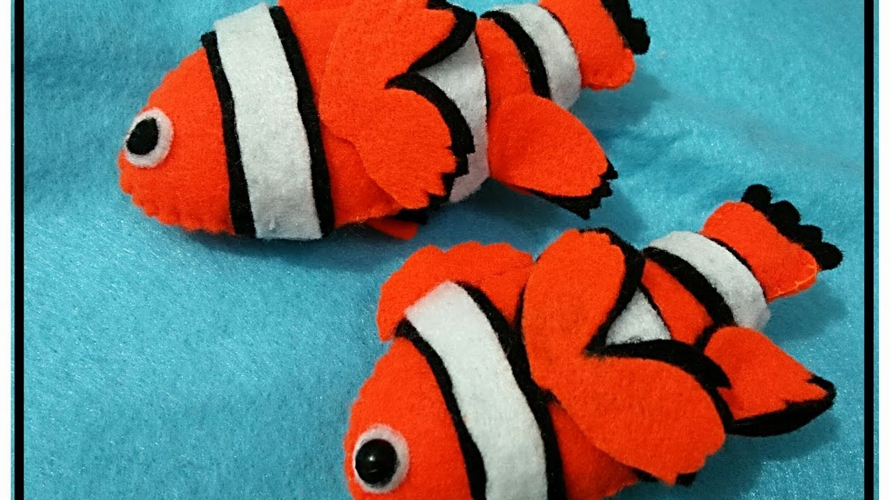 Gambar Ikan Flanel