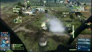Battlefield 3 Armored Kill PC  Gameplay HD